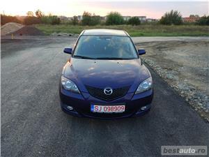 Mazda 3 din 2006 1,6 benzina Inmatriculata - imagine 9