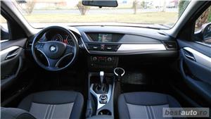 Bmw X1 xDrive - trapa panoramica - imagine 11