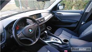 Bmw X1 xDrive - trapa panoramica - imagine 10
