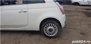Fiat 500 din 2012, motor 1.242 benzina, tip 169.A4000 - imagine 4