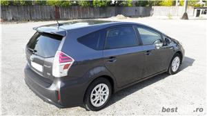 Toyota Prius+ 7 LOCURI Hybrid Euro 6 MPV V PLUS 1.8 Hibrid model 2016  - imagine 4