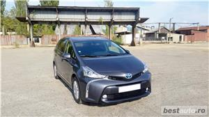 Toyota Prius+ 7 LOCURI Hybrid Euro 6 MPV V PLUS 1.8 Hibrid model 2016  - imagine 3