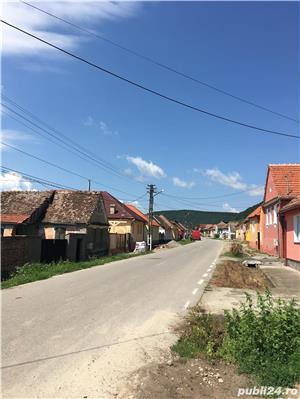 Vand casa saseasca in Seica Mare (Sibiu) central cu teren de 1500 m - imagine 1