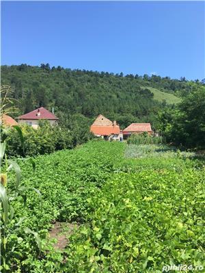 Vand casa saseasca in Seica Mare (Sibiu) central cu teren de 1500 m - imagine 8