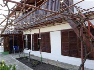 Techirghiol casa p+1  teren proprietate 98500. eur. - imagine 1