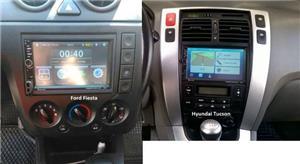 "Player auto display 7""HD touchscreen mirrorlink ,bluetooth,radio,usb ,micro sd,aux+camera marsarier - imagine 5"