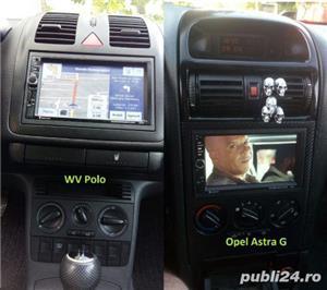 "Player auto display 7""HD touchscreen mirrorlink ,bluetooth,radio,usb ,micro sd,aux+camera marsarier - imagine 10"