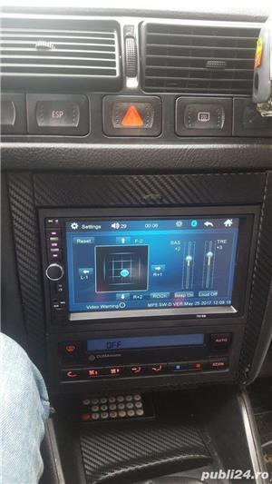 "Player auto display 7""HD touchscreen mirrorlink ,bluetooth,radio,usb ,micro sd,aux+camera marsarier - imagine 13"