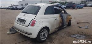 Fiat 500 din 2012, motor 1.242 benzina, tip 169.A4000 - imagine 1