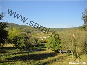 Zona Valea Magherus - 5699mp teren intravilan,front 49m+casa si anexe - imagine 3