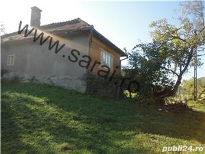 Zona Valea Magherus - 5699mp teren intravilan,front 49m+casa si anexe - imagine 4