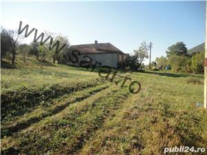 Zona Valea Magherus - 5699mp teren intravilan,front 49m+casa si anexe - imagine 8