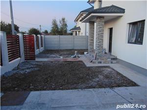 FARA COMISIOANE casa cu 4 camere si 2 bai P+1+pod terasa beci finisaje de calitate LA CHEIE - imagine 12
