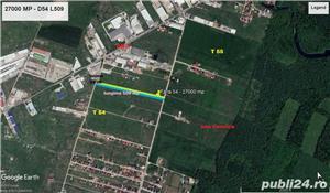 Cernica Lot Investitie sau dezvoltare - 27000 MP  Intravilan - imagine 1