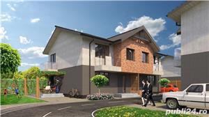 Casa in zona Dobroesti, Cora Pantelimon, Fundeni - dezvoltator, 0 comision - imagine 1