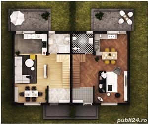 Casa in zona Dobroesti, Cora Pantelimon, Fundeni - dezvoltator, 0 comision - imagine 5