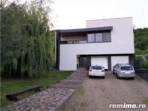 Casa cu arhitectura deosebita si cu o panorama superba  - imagine 2