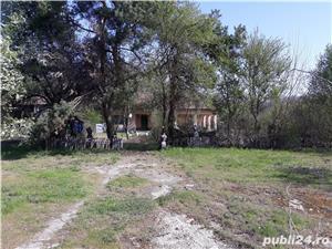 vand casa amenajabila+ teren betonat 7700 mp +hala la 30 min de Buc Comana Mihai Bravu 0744327391 - imagine 2