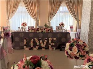 Aranjamente nunti, botezuri - Fum Greu Bellagio Events - imagine 2