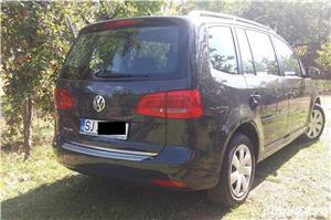 VW Touran 1.6 TDI 105 CP An 2015. - imagine 4