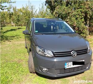 VW Touran 1.6 TDI 105 CP An 2015. - imagine 3