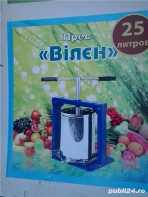 presa struguri si fructe - imagine 1