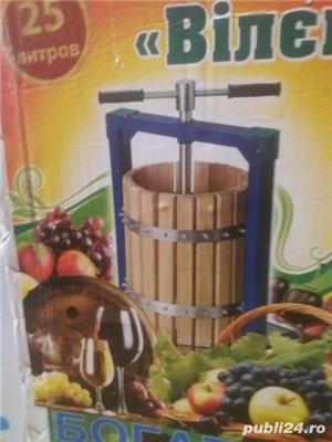 presa struguri si fructe - imagine 2