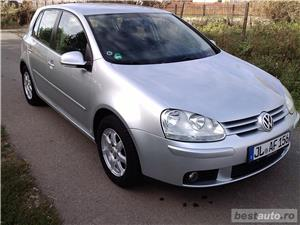 Vand VW GOLF 5 Goal 1.4 16V 80CP Benzina EURO 4 Model 2008 Climatronic - imagine 2