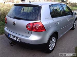 Vand VW GOLF 5 Goal 1.4 16V 80CP Benzina EURO 4 Model 2008 Climatronic - imagine 4