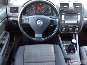 Vand VW GOLF 5 Goal 1.4 16V 80CP Benzina EURO 4 Model 2008 Climatronic - imagine 5