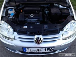 Vand VW GOLF 5 Goal 1.4 16V 80CP Benzina EURO 4 Model 2008 Climatronic - imagine 10