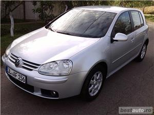 Vand VW GOLF 5 Goal 1.4 16V 80CP Benzina EURO 4 Model 2008 Climatronic - imagine 1