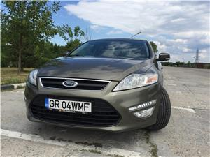 Ford Mondeo Mk4 Facelift 2013,  2.0 TDCI - imagine 6