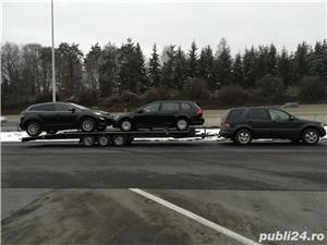 Inchirieri platforme auto pentru dube prelate sau camionete slep remorca  - imagine 5