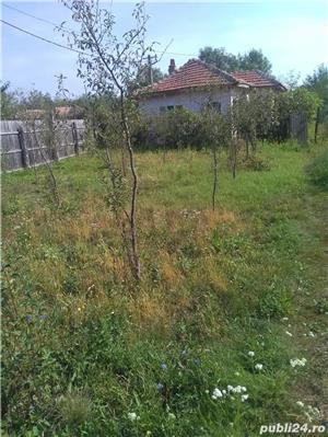 Vand casa cărămidă sat Milcoveni com Corbu  - imagine 3