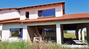 Casa individuala, 4 camere, garaj, terasa - imagine 3