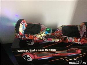 PROMOTIE HoverBoard 1000w Nou Bluetooth-Telecomanda-Geanta Cadou - imagine 3