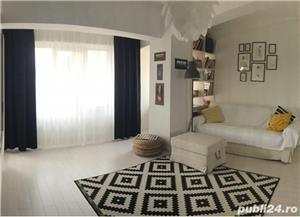 Apartament 2 camere, complet mobilat, Bucurestii Noi, 200 m Metrou Laminorului - imagine 2