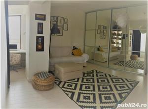 Apartament 2 camere, complet mobilat, Bucurestii Noi, 200 m Metrou Laminorului - imagine 3