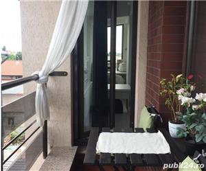 Apartament 2 camere, complet mobilat, Bucurestii Noi, 200 m Metrou Laminorului - imagine 8