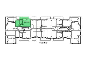 De vanzare apartament cu 2 camere Imobil Cehov - imagine 3