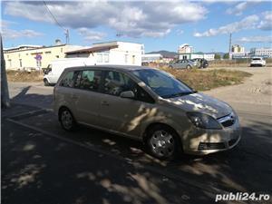 Vând Urgent Opel Zafira B  - imagine 1