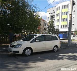 Vând Urgent Opel Zafira B  - imagine 2