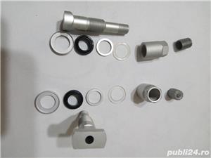 Valva ( TPMS ) pentru senzor presiune roti roata janta -H - imagine 7