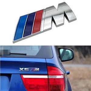 Embleme BMW M power M Performance sticker - imagine 3