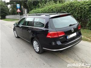 VW Passat Variant B7, FAB. 2011, 1.6 TDI Bluemotion, Euro 5, 8.300 E ! - imagine 4