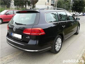 VW Passat Variant B7, FAB. 2011, 1.6 TDI Bluemotion, Euro 5, 8.300 E ! - imagine 5