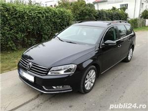 VW Passat Variant B7, FAB. 2011, 1.6 TDI Bluemotion, Euro 5, 8.300 E ! - imagine 3