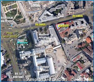 Ultracentral-Universitate/Carol, 44mp, parter/2, stradal, vad deosebit! - imagine 5