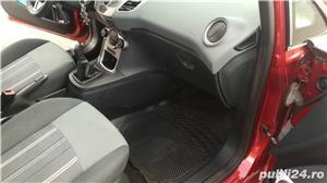 Ford Fiesta 1.4 TDCI, 2010  Euro 4 fabricat in germania - imagine 5